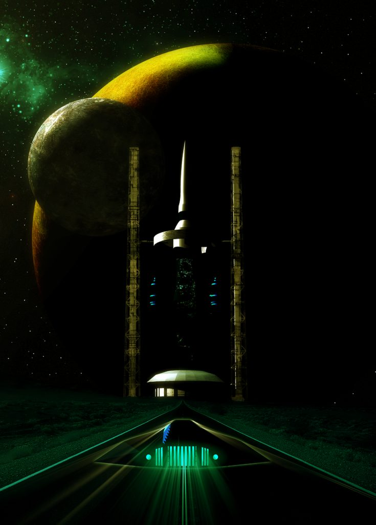 science fiction, sci fi, futuristic
